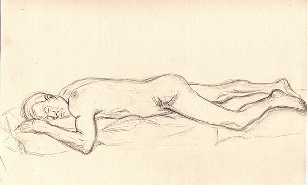LifeDrawing_Sleep