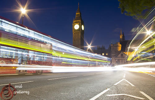 London 2012 Big Ben Lights by david gutierrez [ www.davidgutierrez.co.uk ]