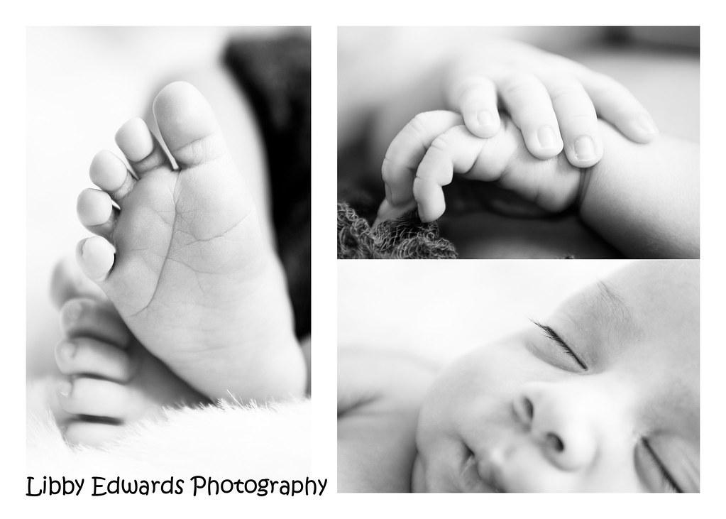 Baby Photo - Magazine cover