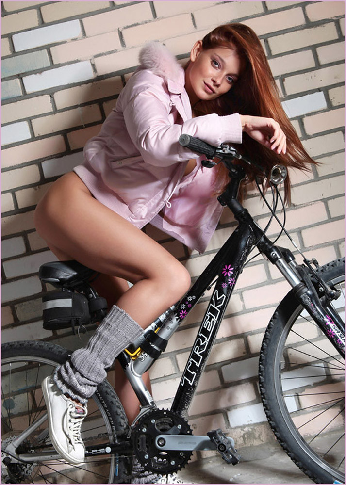 Agree, your Sexy naked girls on bikes much