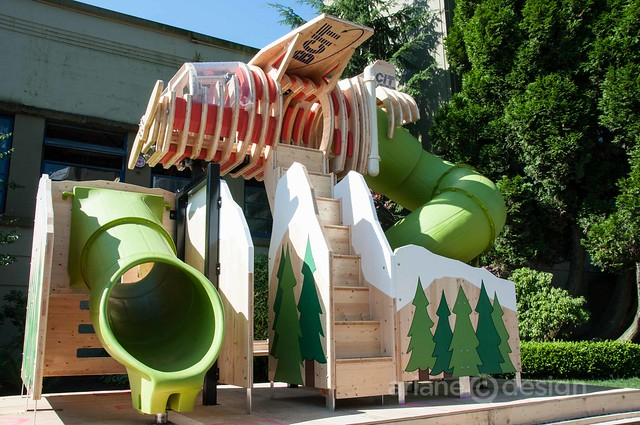 Canfor's Playhouse Challenge/The Airplane House