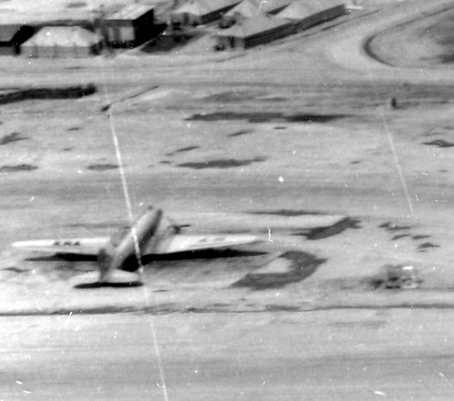 Air base from the air Detail of #6
