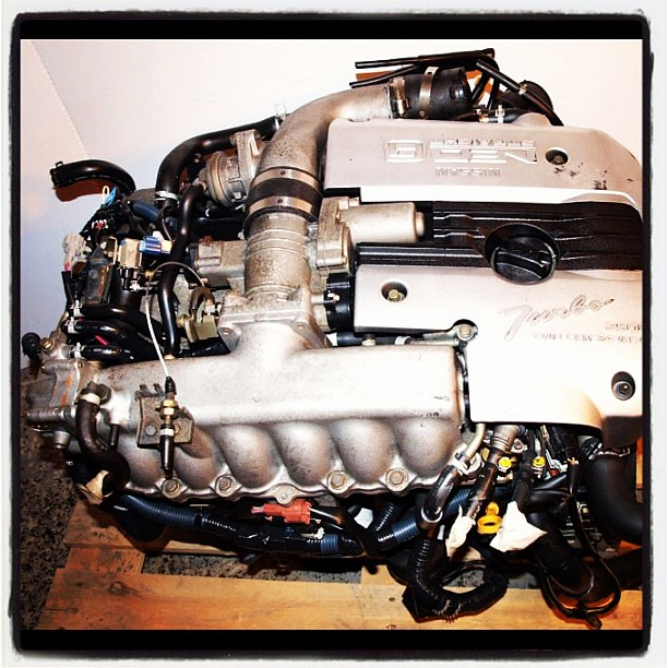 JDM RB25DET NEO R34 Skyline Engine #jdm #engines #jdmswaps… | Flickr
