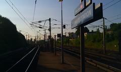 Mantes station