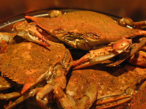 AA Cooked Blue Crabs