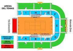 Arena del Tennis Napoli