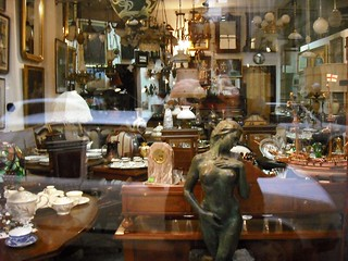 Antique shop, Belgrade