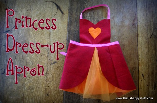 princess apron