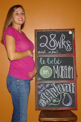 28 weeks!