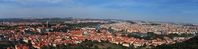 Prága Panoráma - Prague Panorama