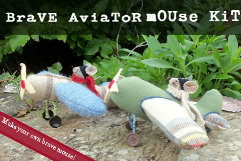 aviator mouse kit