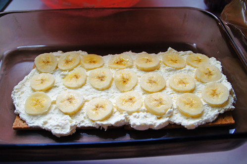 Banana Split Icebox Cake (9)