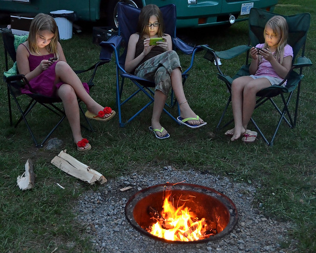 Modern Camp Fire Girls Flickr Photo Sharing