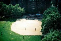 Kickball Field (Lomo)