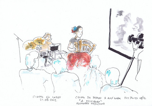 "2012-08-21 Cinema No Largo - Celina Da Piedade ""A Felicidade"" 01"