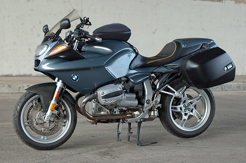 BMW R1100S sport-touring motorcycle for sale