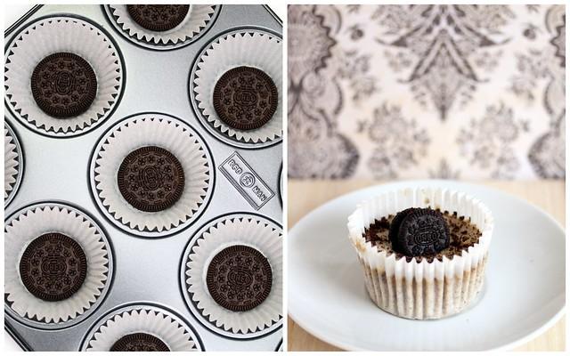 Cheesecake Cupcake