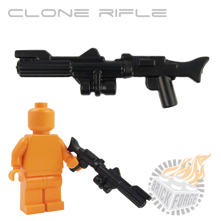 Clone Rifle - Black