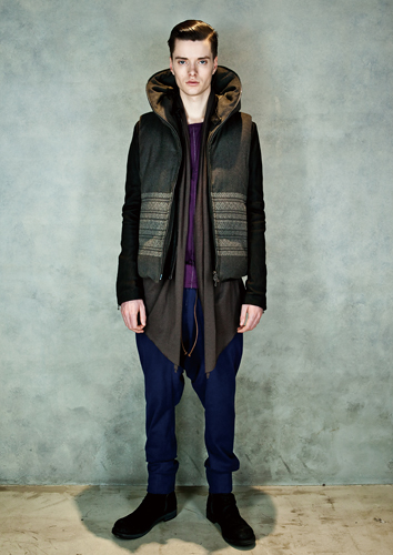 Otto Lundbladh0015_KAZUYUKI KUMAGAI AW12(ATTACHMENT)