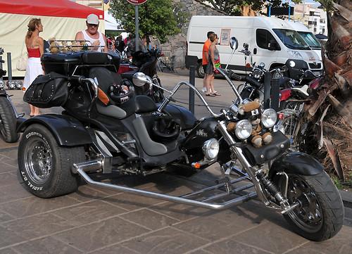 Trike à Nounours.