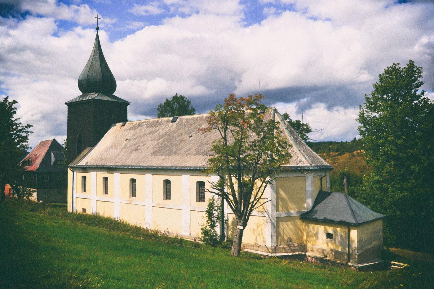 Kirche Moldawa