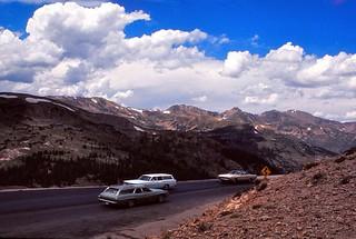 Colorado   -   Loveland Pass   -   August 1972