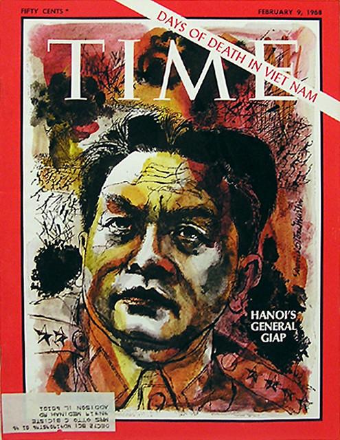 Feb 9, 1968 - TIME Magazine - Hanoi's General Giap