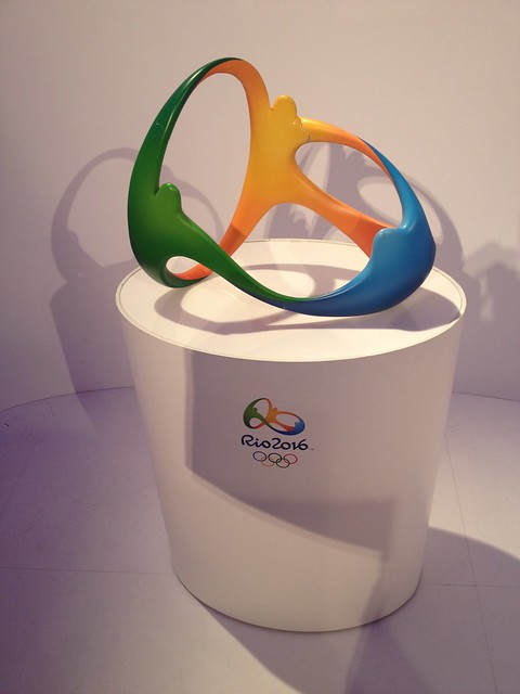 Rio 2016 Olympic logo from Flickr via Wylio