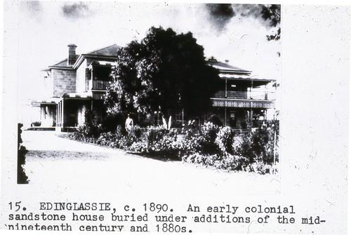 C917-0093b Edinglassie, near Muswellbrook, c.1890