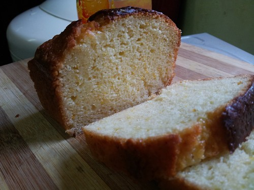 Low Fat Orange Loaf Cake ( No Butter) & A GREAT NEWS TO ...