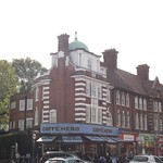 The Promenade - Golders Green Road, Golders Green - Caffe Nero