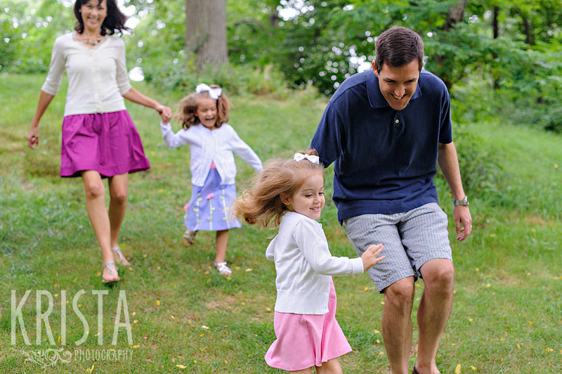 Arnold Arboretum family portrait session