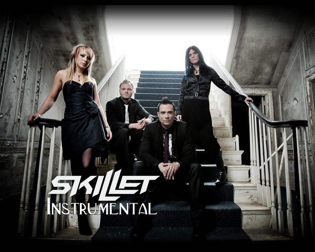 Skillet - Instrumetal 2012