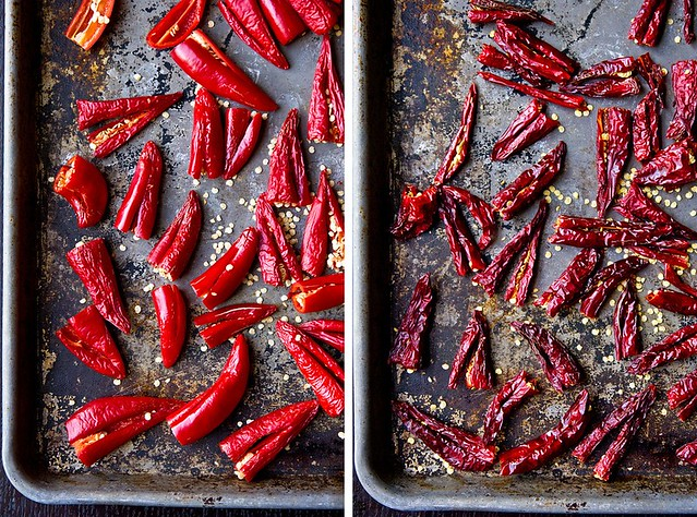 Homemade Crushed Red Pepper