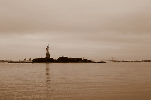 Sepia of Liberty