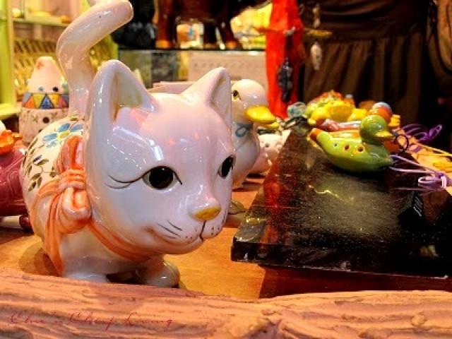 Jiufen kittens by Chic n Cheap Living
