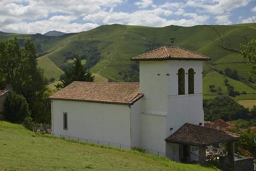 Eglise de Béhorléguy