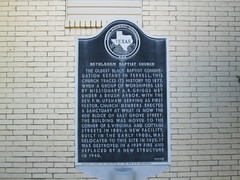 Photo of Black plaque number 21575
