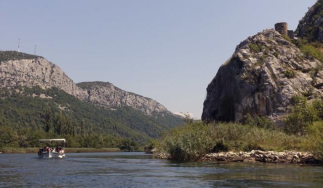 River Cetina - Croatia