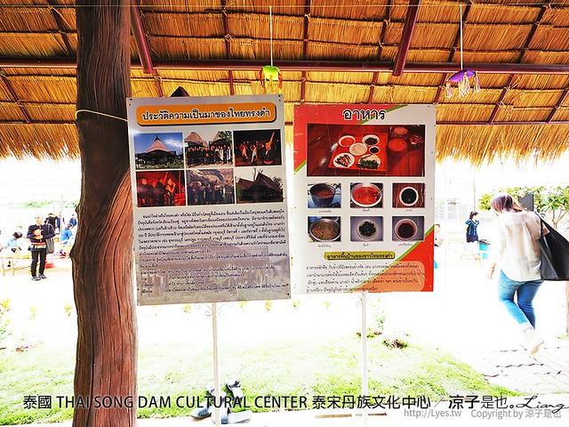 泰國 THAI SONG DAM CULTURAL CENTER 泰宋丹族文化中心 30