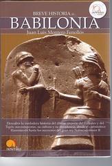 Montero Fenollós Breve historia de Babilonia