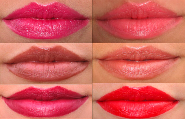 Livingaftermidnite : Review mark. Make It Rich Lip Crayons