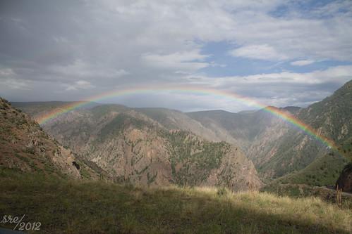 Double Rainbow #2