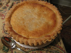 pie, sweet potato pie, rhubarb pie, pot pie, baked goods, produce, custard pie, food, dish, cherry pie, cuisine,