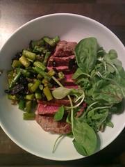 Beek + Asparagus