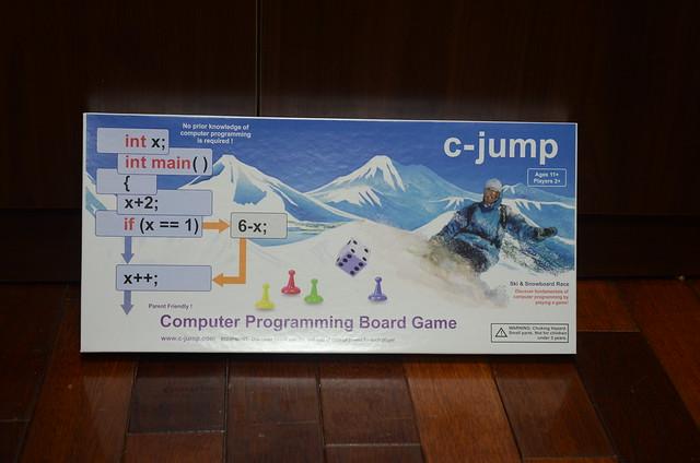 C-JUMP外盒