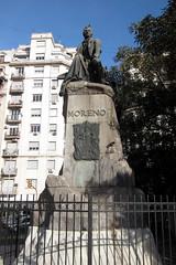 Buenos Aires - Balvanera: Monumento a Mariano Moreno