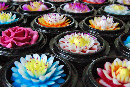 Thai soap flower carvings flickr photo sharing