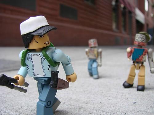 Walking Dead Minimates