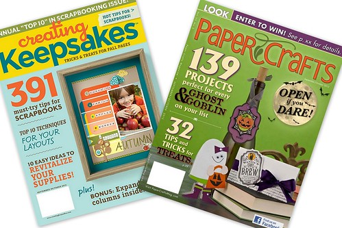 7782067944 f331393c96 Sisters in creativity: Creating Keepsakes and Paper Crafts